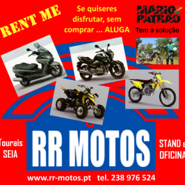 Rent a Motorcycle