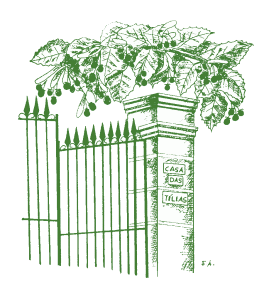 Portão da Casa das Tílias